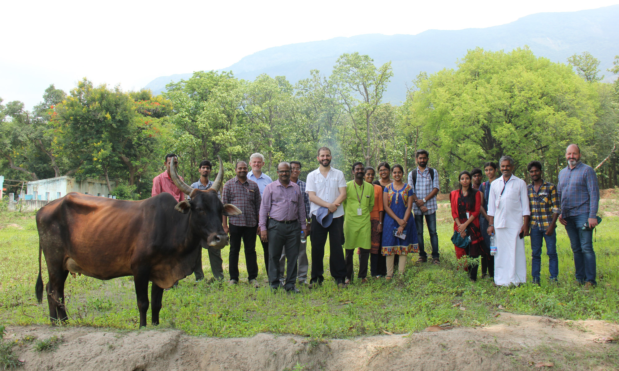 Improving healthcare support for rural communities in India